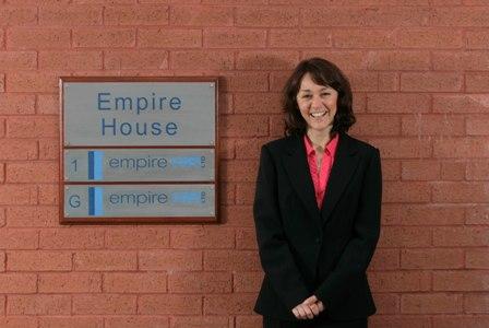 Donna Gibb, Empire HR