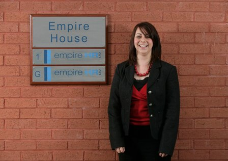 Faye Barron, Empire HR