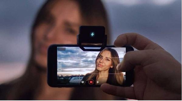 Girl Selfie